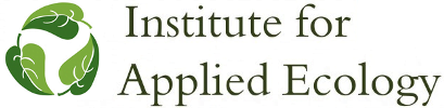 Institute for Applied Ecology Logo